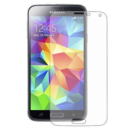 Microsonic Ultra Şeffaf Ekran Koruyucu Film - Galaxy S5 Renkli